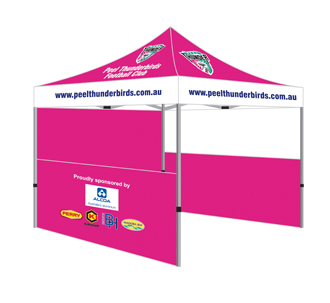 Folding Tents Perth by Imagepak
