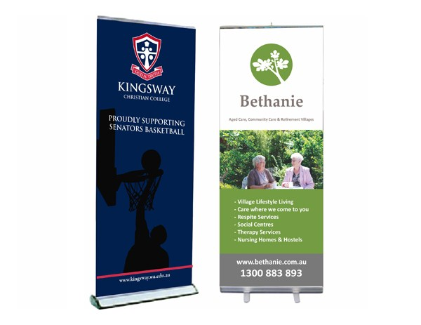 Pull Up Banners Corporate And Promotional Product Items
