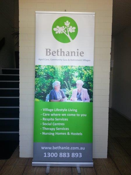 Top Design Tips To Maximise Your Pull Up Banner Branding