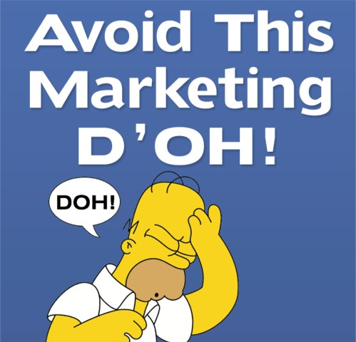 Beyond Flags and Banners: Marketing Mistakes You Don't Want to Make