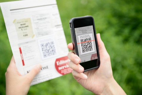 Attract New Clients with QR Codes on Promo Items