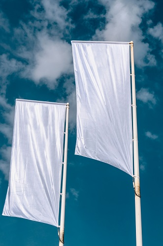 Advertising Flags: Low Maintenance, High Performance