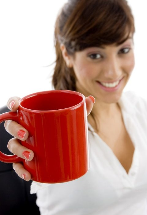 Get Ready for the Coloured Coffee Mug Craze