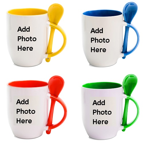 "Help Your Prospects ""Get the Picture"" with Custom Photo Mugs"