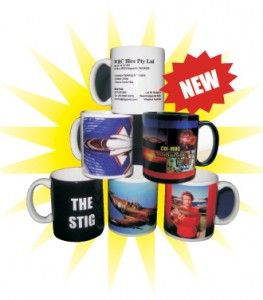 Special Promotional Pricing on Full Colour Coffee Mugs