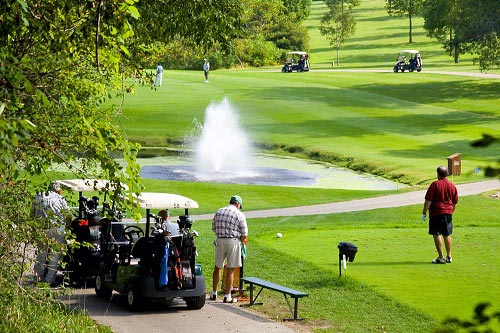 Golf Heats Up as Summer Approaches