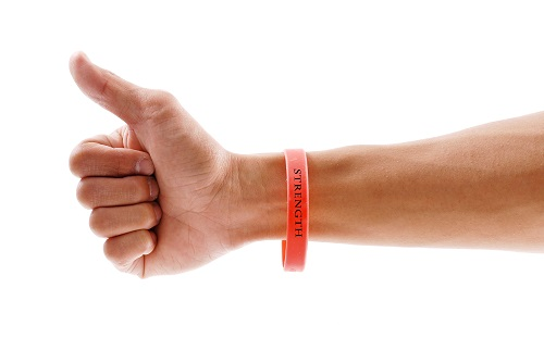 Silicone Wristbands Still Going Strong for Charity
