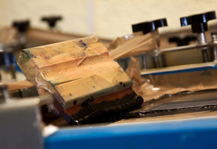 A Step-by-Step Guide to Screen Printing