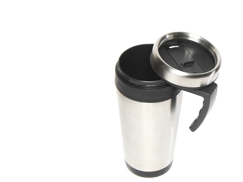 On the Go with Travel Mugs