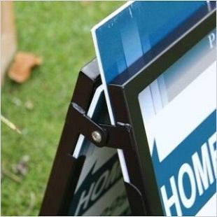 Aframe Insert Sign Perth by Imagepak