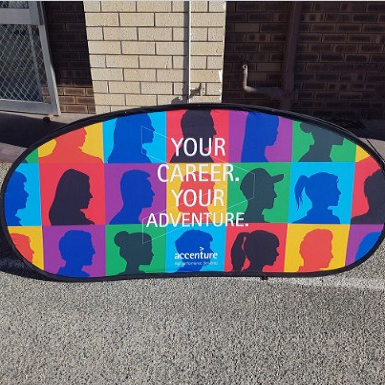 Pop Up Banners Perth by Imagepak